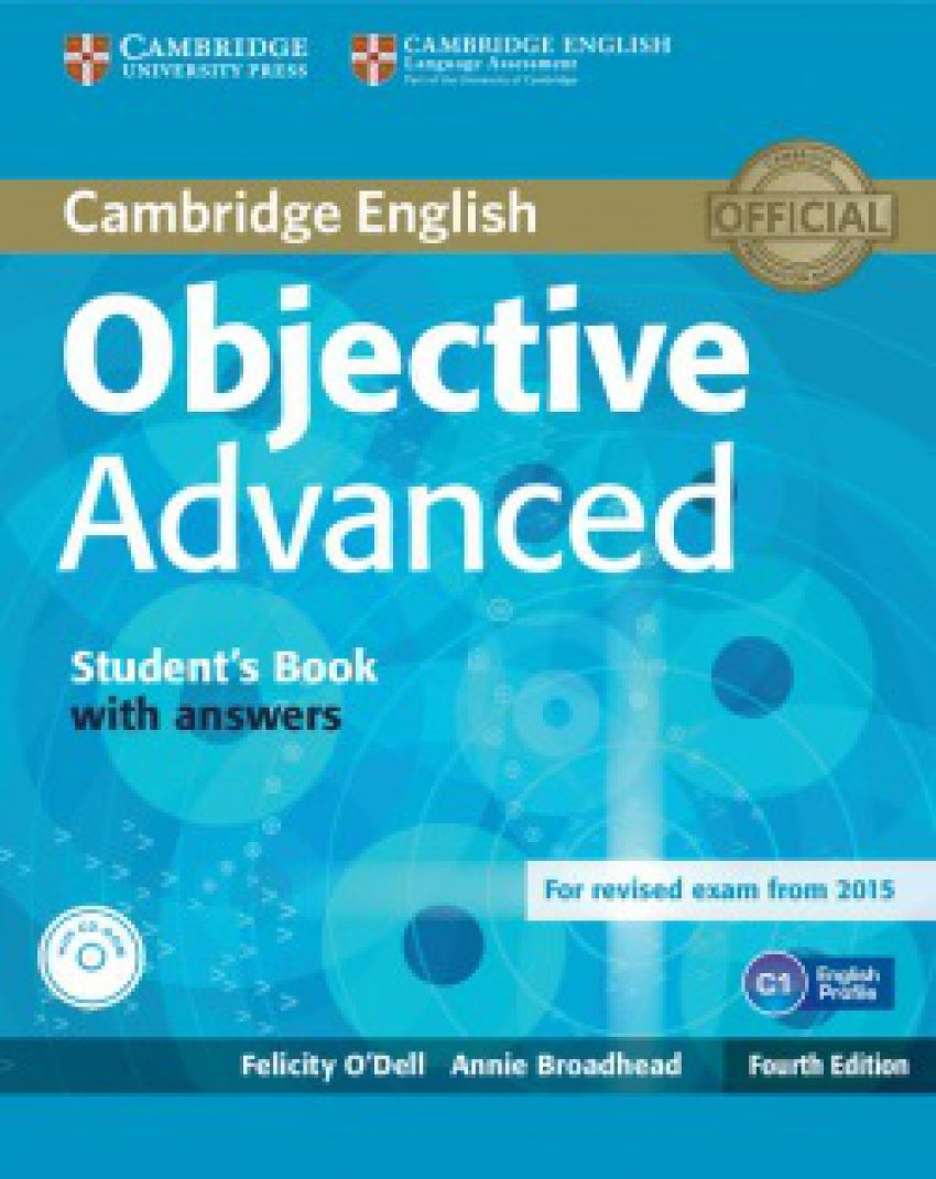 Objective Advanced Students Book without Answers with CD-ROM