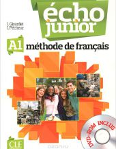 Echo Junior A1 - Livre de L'Eleve + DVD-Rom