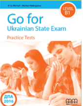 Go for Ukrainian State Exam Level B1